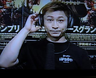 5R勝利者インタビュー