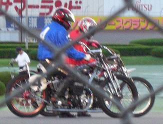 SGグランプリ最終日7R