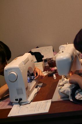 2007 10 30 わんこ服講習会 056blog