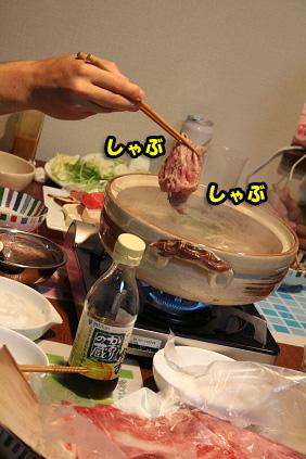 2008 06 07 牛しゃぶ blog02のコピー