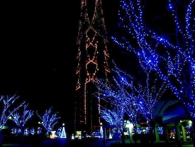 ももち・ 福岡タワー