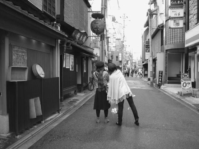 H19.11月 京都 100