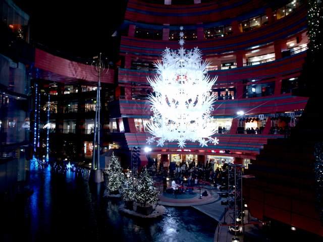 H19.12月クリスマスキャナルシティ 079