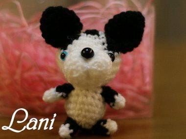 編み編みラニ。
