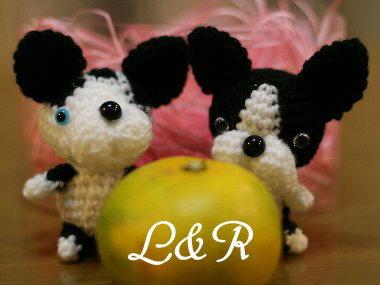 編み編みL&R