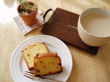 +ひとりcafe+ jamのじかんで買ったケーキで