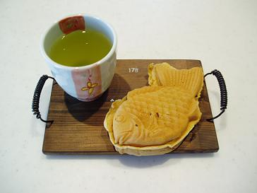 たいやき+ひとりcafe+