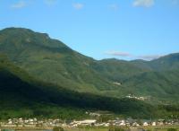 山の景色はいいなあ