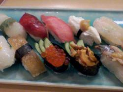 気仙沼の寿司