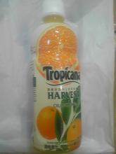 Tropicana HARVEST(キリンビバレッジ)
