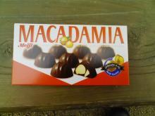 明治マカダミアナッツチョコレート