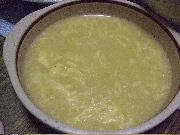 4:10コーンスープ