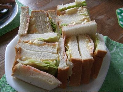 9:1サンドイッチ