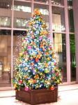 会社のクリスマスツリー①