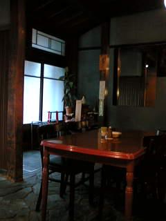 小川菊-店内