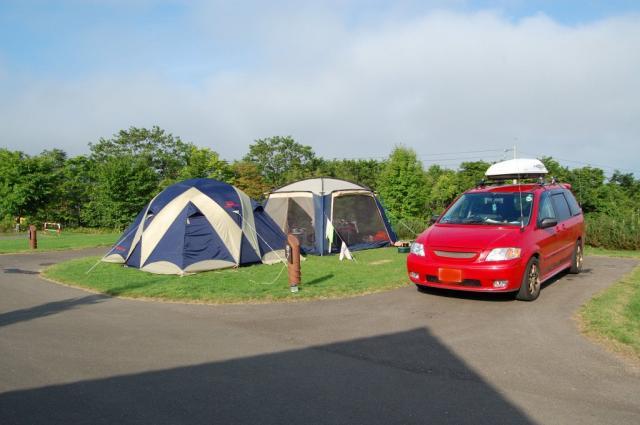 キャンプサイト01
