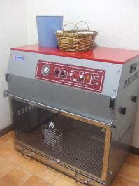 全自動ワンコ乾燥機