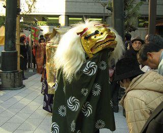 獅子舞 2