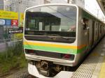 東海道線E231系