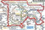 乗車路線図