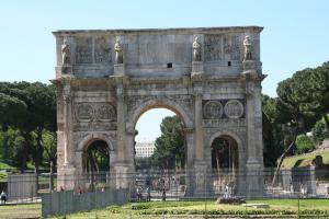 コンスンタンティヌス帝の凱旋門