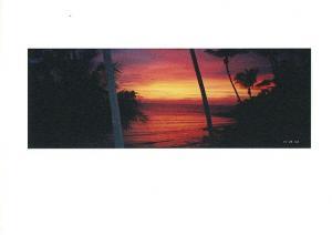 プーケット島の夕日