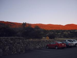 マウナケア山から見た景色