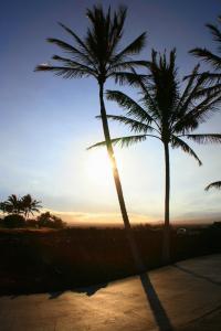 光と影朝日