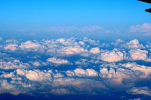 空、雲、光2