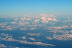 空、雲、光3
