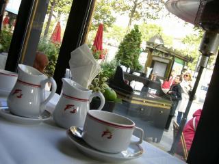 シャンゼリゼ お茶