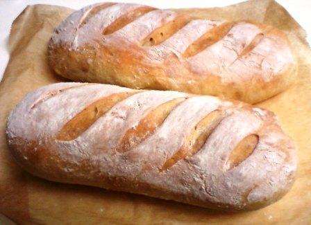 バゲット風食パン