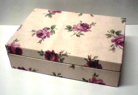 リメイク紙箱