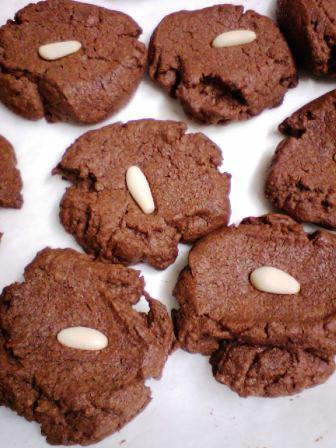 チョコっぽいクッキー