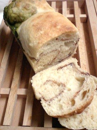 ミニマーブル食パン