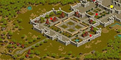 攻城戦フィールド レベル2
