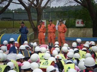 地震訓練 010
