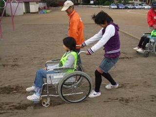 車椅子 020