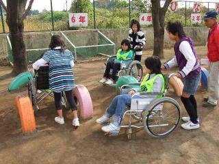 車椅子 021