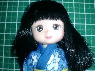 ダイソー人形 日本