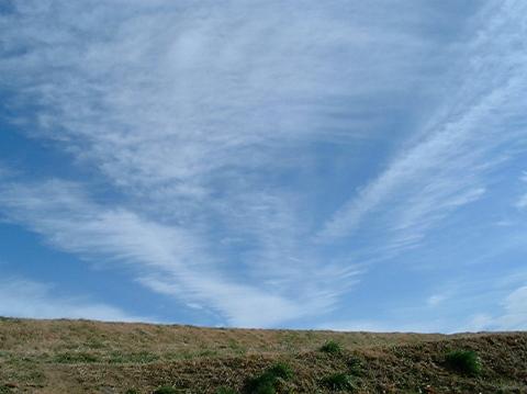 0219利根川方面の雲