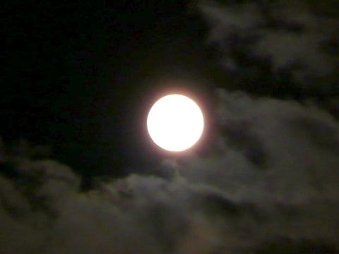 080914中秋の名月