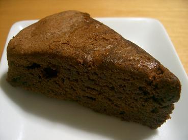 ゆずのチョコケーキ@コジーハウス
