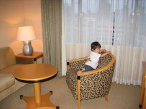素敵ホテルでした