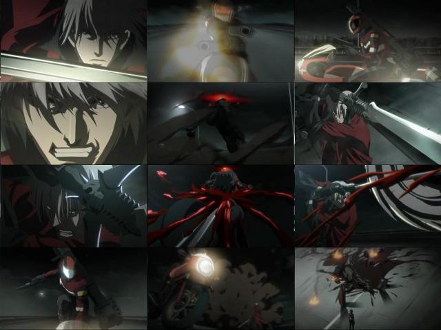 血の気が多いアニメ
