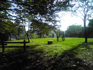 三ツ沢公園1