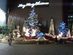 京成千葉駅前のイルミネーション