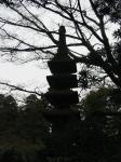 石の五重塔 その三