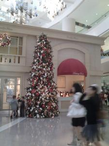 Pacific Place Santa House 001