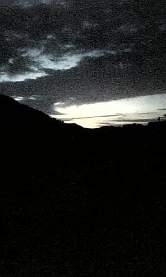 夜明け前1
